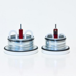 Brandwerende ventielen diameter 100 en 125 mm