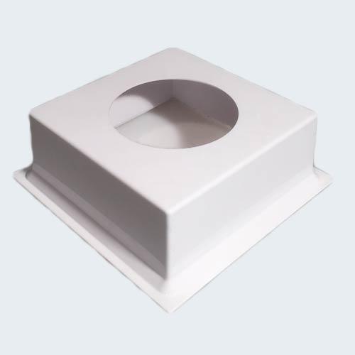 DFI-R vierkante afwerkkap