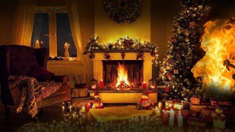 openhaard koolmonoxide brandgevaar kerstboom