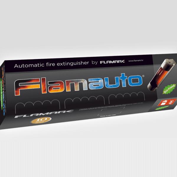 flamauto automatische brandblusser