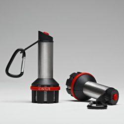 Cavius reisalarm met rookalarm en bewegingssensor