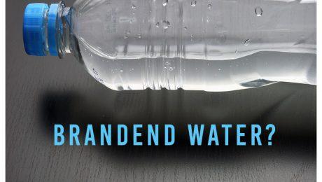 flesje water kan brand veroorzaken