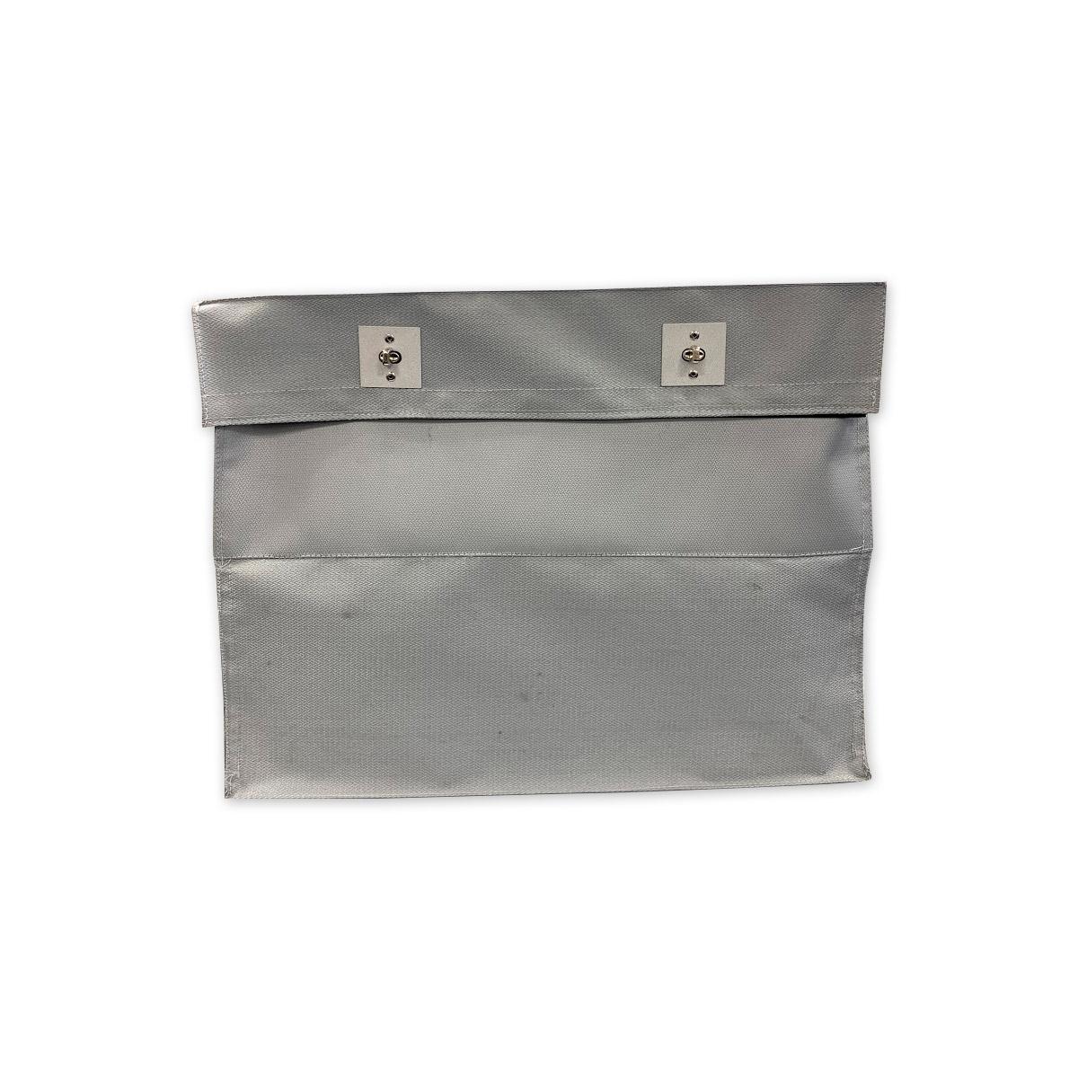 brandwerende zak voor brievenbus