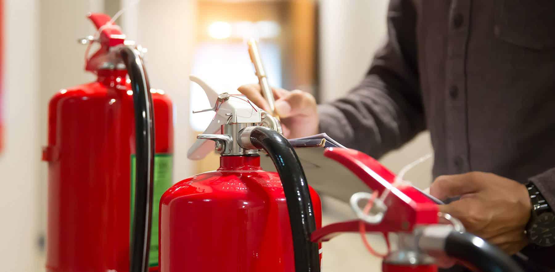 onderhoud brandblussers door brandveilig-nederland