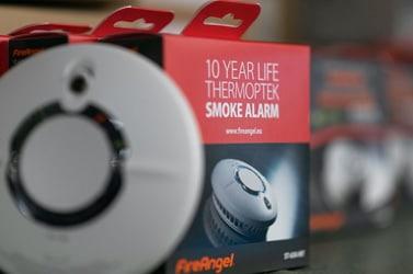 rookmelder 10 jaar levensduur