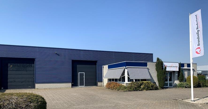 nieuw pand brandveilig Nederland